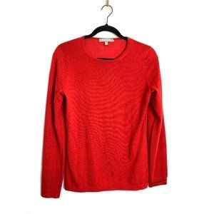 Neiman Marcus 100% Cashmere Collection Long Sleeve